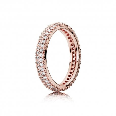 Rose Sparkling Curve Ring колекції 2016
