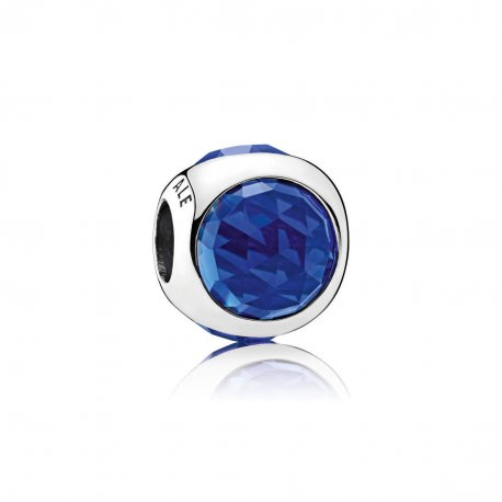 Бусина Radiant Droplet, Royal Blue Crystals